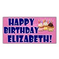 Birthday Banner Templates