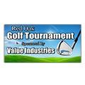 Golf Tournament Banner Templates