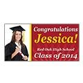 Graduation Banner Templates