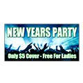 New Years Banner Templates