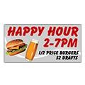 Restaurant & Bar Banner Templates