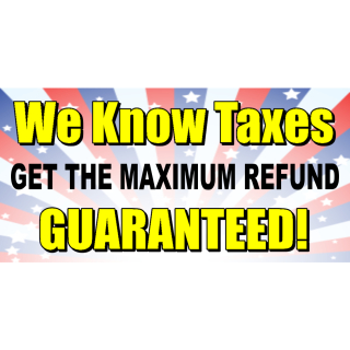 Tax+Refund+101