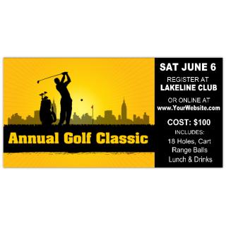 Golf+Banner+105
