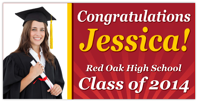 graduation banner template april onthemarch co