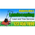 Landscaping Banner 101