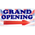 Grand Opening Banner 107