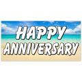 Happy Anniversary Banner 102