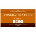 Graduation Banner 111