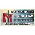 Easter Service Banner 104