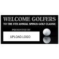 Golf Banner 105
