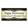 Anniversary Banner Templates