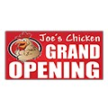Grand Opening Banner Templates