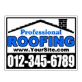 Roofing Sign Templates