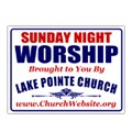 Church Sign Templates