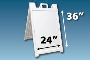 "36""x24"" Signicaid"