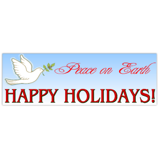 Peace+on+Earth+Banner