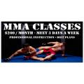 MMA Classes Banner 101