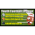 Youth Football Banner 101