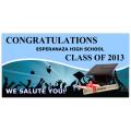 Graduation Banner 109