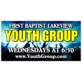 Youth Group Banner 101