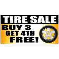 Tire Sale Banner 102