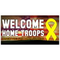WELCOME HOME BANNER 104