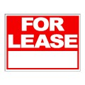 For Lease Stock Sign 18x24